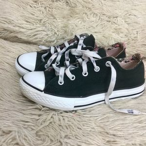 Converse All Star Animal Print Double Tongue
